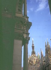 Milan: A last looking to the Madonnina