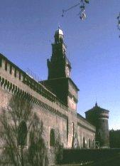 Milan: The bastion of Sforza